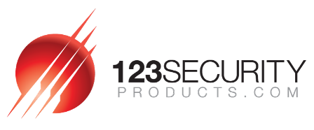 123Security Products Logo