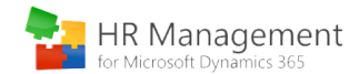 HR Management for Microsoft Dynamics 365
