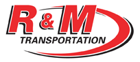R & M Transportation Logo