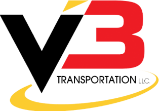 V3 Transportation Logo