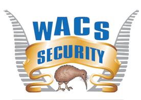 WACS Security Logo