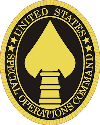 U.S. Special Operations Command Logo