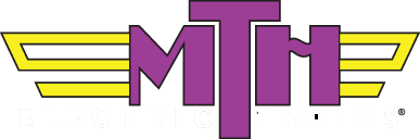 M.T.H Electric Trains Logo