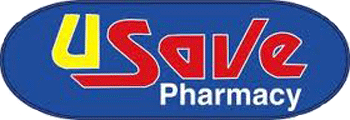 U-Save Pharmacy & Medical Supply Logo