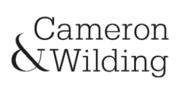 Cameron and Wilding