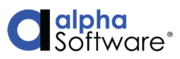 Alpha Software Logo