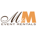 M&M Party Planning & Rental Logo