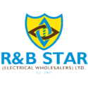 R&B Star Logo