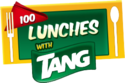 100 Lunches With Tang Logo