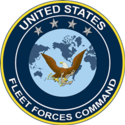 U.S. Fleet Forces Command Logo
