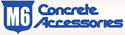 M6 Concrete Accessories, Inc. Logo