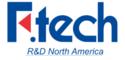 F.tech R&D North America Logo