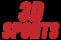3D Sports Logo