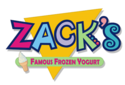 Zach's Famous Frozen Yogurt Logo