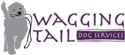 Wagging Tail Dog Services Logo