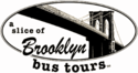 A Slice of Brooklyn Bus Tours Logo