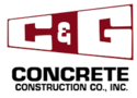C&G Concrete Construction Logo