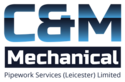 C&M Mechanical Logo
