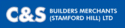 C&S Builders Merchants Ltd Logo