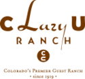 C Lazy U Guest Ranch Logo