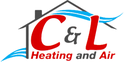 C & L Heating and Air Logo