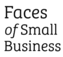 Faces of Small Business Logo