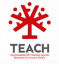 T E A C H Logo