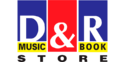 D&R Music and Book Store Logo