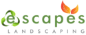 E-Scapes Landscaping Logo