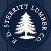 F.D. Sterritt Lumber Company Logo