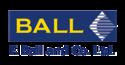 F. Ball Logo