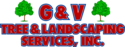 G&V Tree and Landscaping Services Logo
