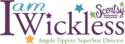 I Am Wickless Logo