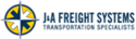 J&A Freight Systems Logo