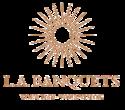 L.A. Banquets Logo
