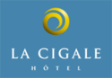 La Cigale Hotel Logo