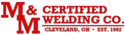 M&M Certified Welding Logo