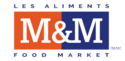 M&M Food Markets Logo