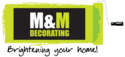 M & M Decorating, Inc. Logo
