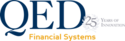 QED Financial Systems Logo