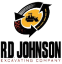R.D. Johnson Excavating Logo