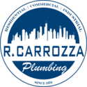 R. Carrozza Plumbing Co. Logo