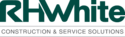 R.H. White Construction Logo