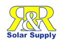 R&R Solar Supply Logo