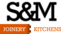S&M Joinery / Kitchens Logo
