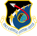 U.S. Air Force Space and Missile Systems Center Logo