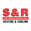 S&R Heating, Cooling & Appliance Repair Logo