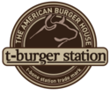 T-Burger Station Logo