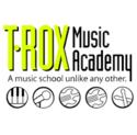 T-Rox Music Academy of Mississauga Logo