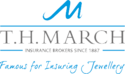 T.H. March Logo